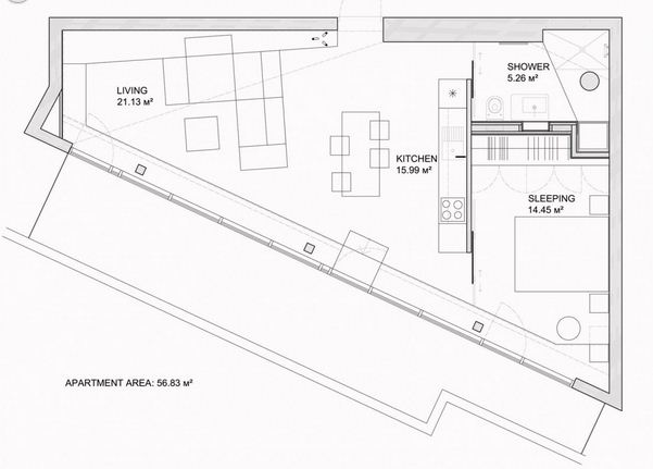 Planos de casas para terrenos irregulares