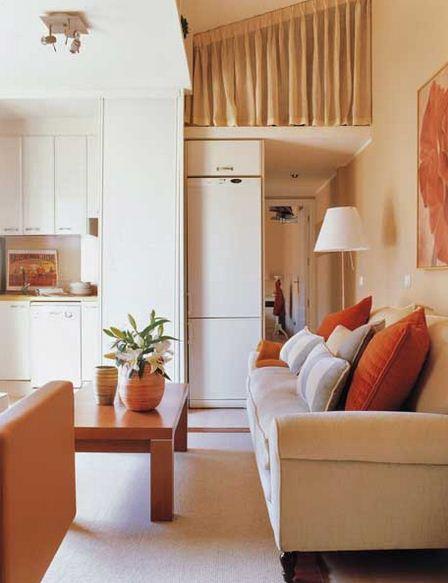 Consejos para aprovechar el espacio en casas peque as - Aprovechar espacio cocina ...