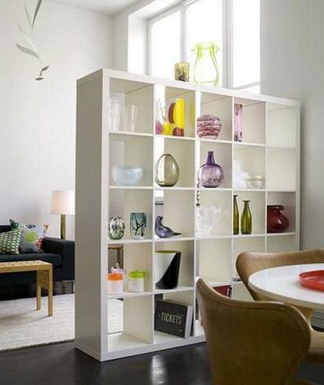 Como aprovechar el espacio en casas pequeñas