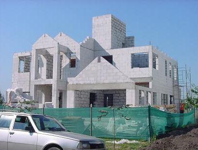 Planos de casas construidas con retak