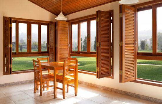 Consejos para elegir ventanas for Ventanas en madera