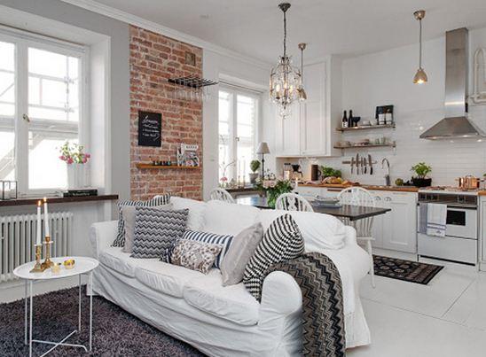 Consejos de decoración para casa de 35 m2