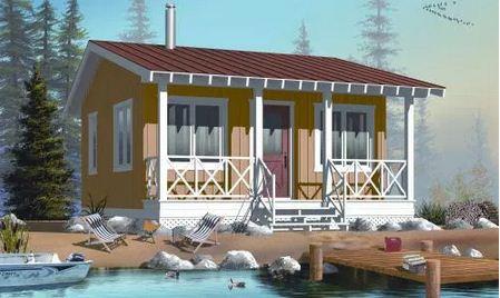 Plano de caba a planos de casas modernas - Cabanas modernas ...