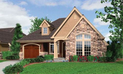 Casas estilo americano planos