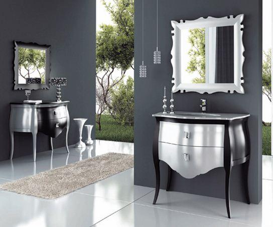Consejos para renovar muebles con pintura - Muebles pintados en plata ...
