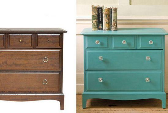 renovar muebles antiguos de cocina ideas
