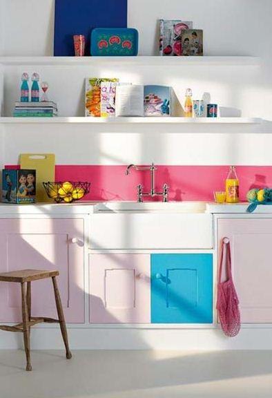 Renovar muebles de cocina con pintura