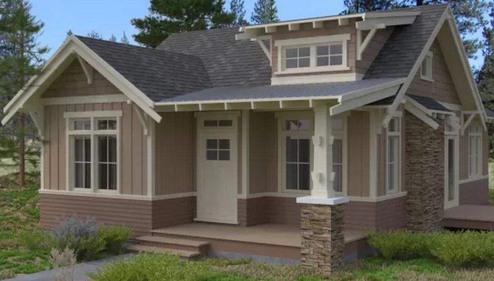 Fachada de casa tradicional