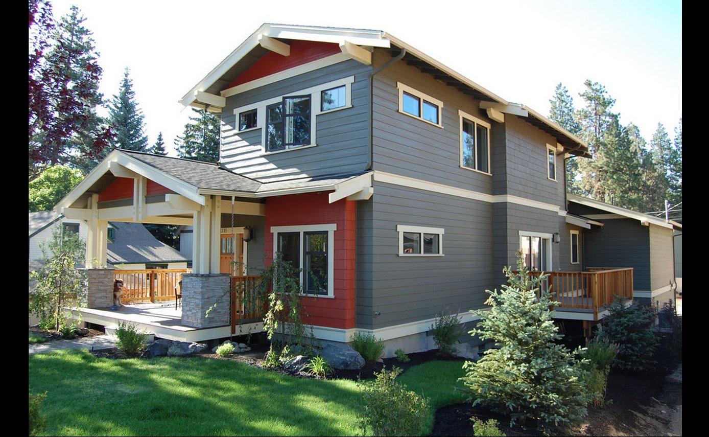 Galeria planos de casas modernas for Planos de casas lindas
