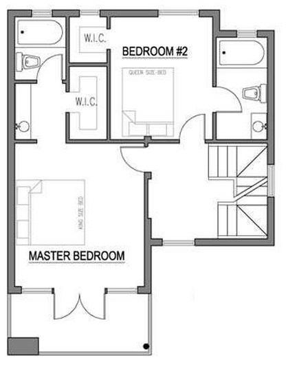 planos de casas con zotehuela