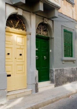 Puertas coloniales for Puertas grandes antiguas