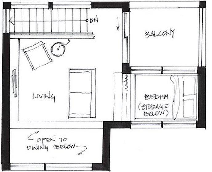planos de casas baratas