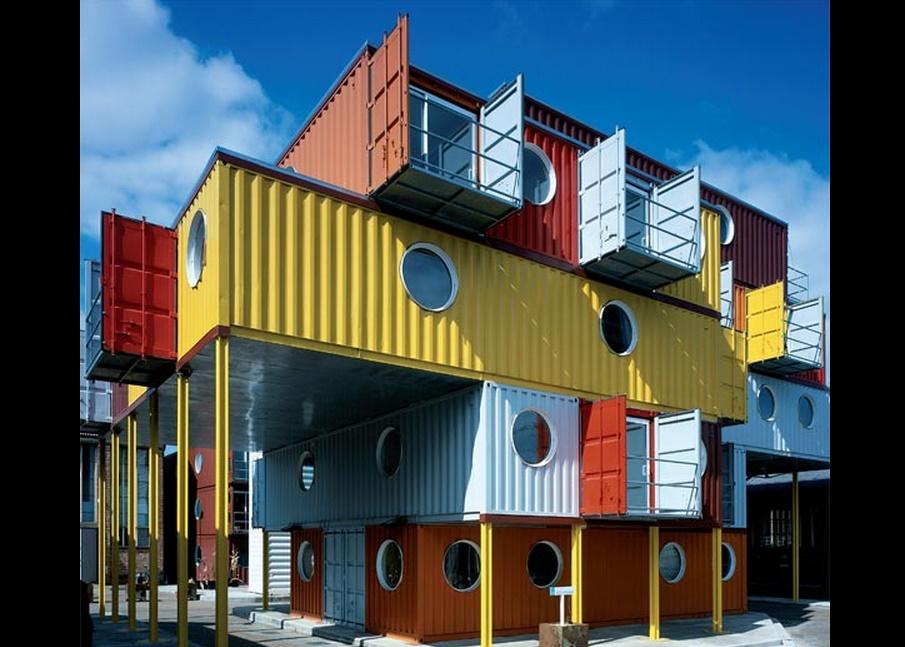 Construcci n modular for Construccion modular prefabricada