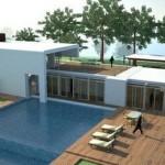 Planos de casas modernas para country