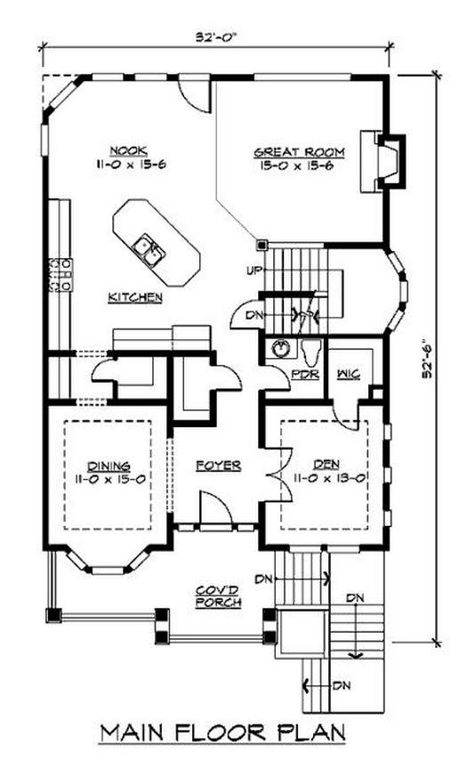 Planos de casas de dos pisos para terreno en desnivel