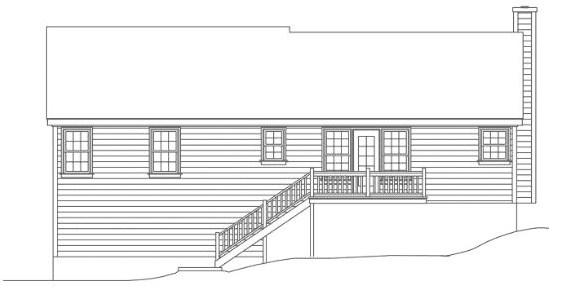 Planos de casas modernas para terreno en desnivel
