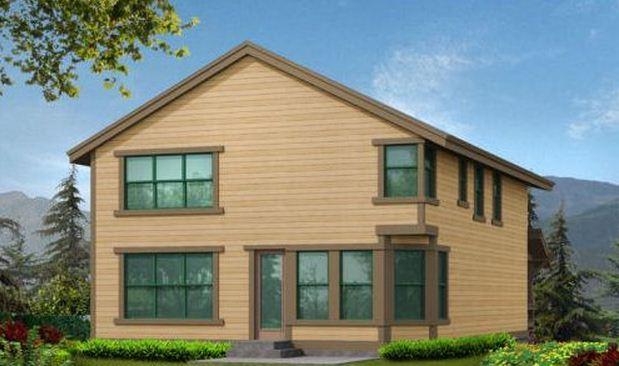 Planos de casas para terreno con desnivel