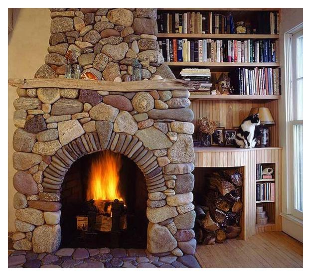 chimeneas de piedra