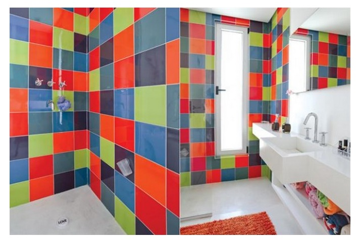 decorar un baño