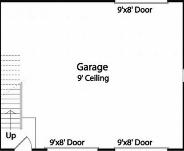 garage doble