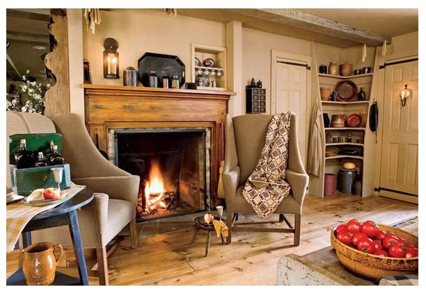 Chimenea planos de casas modernas - Fotos de chimeneas rusticas ...