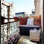 Ideas para decorar balcones y terrazas