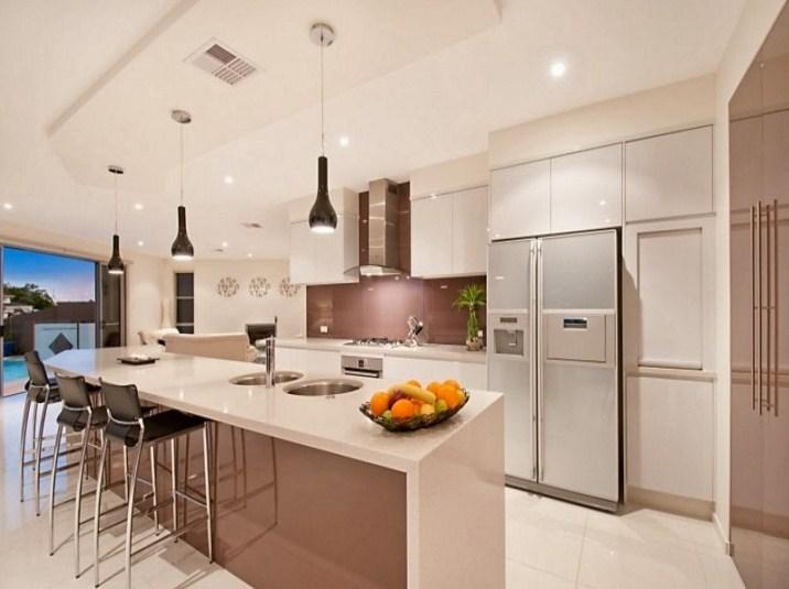 Cocinas modernas for Modelos de islas de cocina modernas