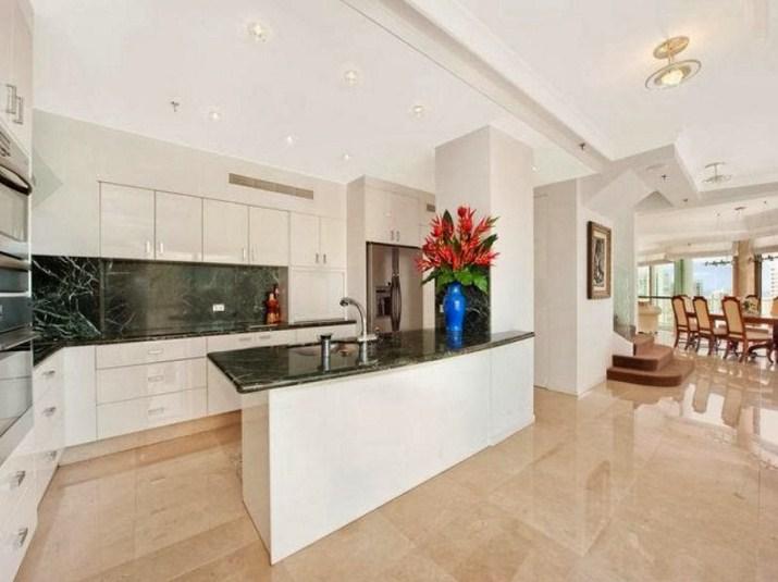 Artefactos de acero para cocinas planos de casas modernas - Cocinas espectaculares modernas ...