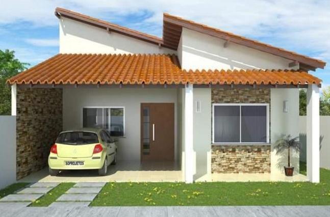 Casa de campo planos de casas modernas for Imagenes de planos de casas