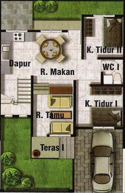 Modelos de casas con planos bonitos