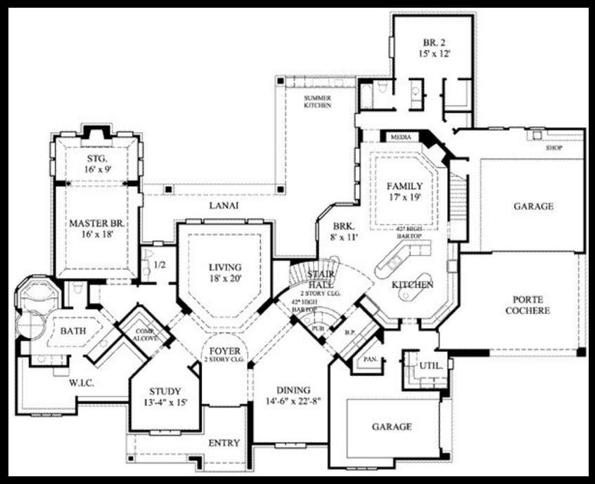 planos de casas para construir planos de casas modernas