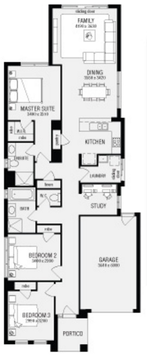 Planos de casas para construir gratis for Planos para viviendas