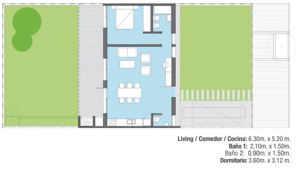 Planos para construir una vivienda