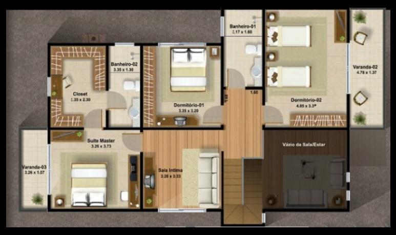 Planos para construir casas for Crear planos casas