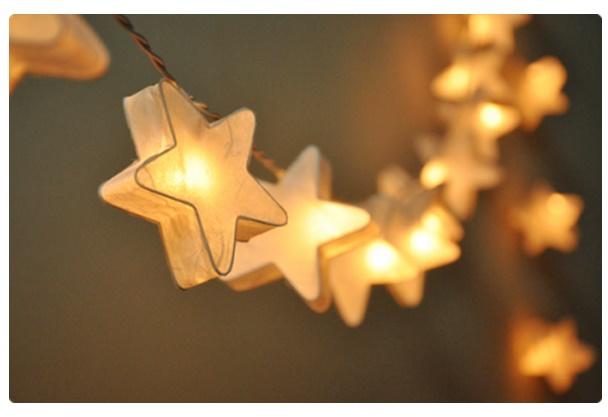 decorar monoambiente con estrellas