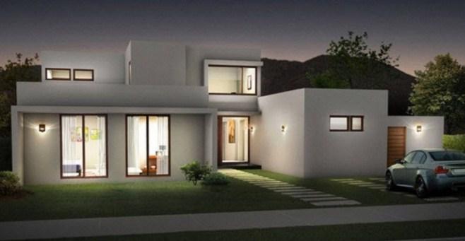Quincho planos de casas modernas for Casa quinchos modernos fotos