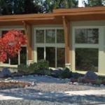 Casa pequeña y moderna de 50 metros cuadrados