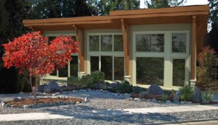 Casa peque a y moderna de 50 metros cuadrados - Casas de 50 metros cuadrados ...