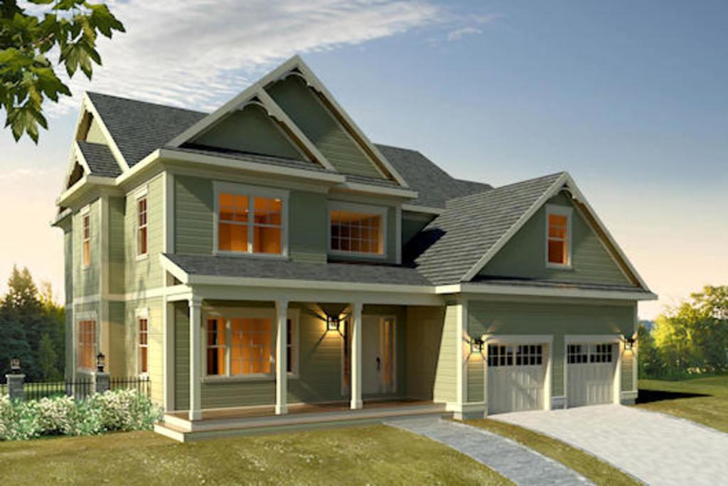 4 dormitorios planos de casas modernas for Planos de casas lindas