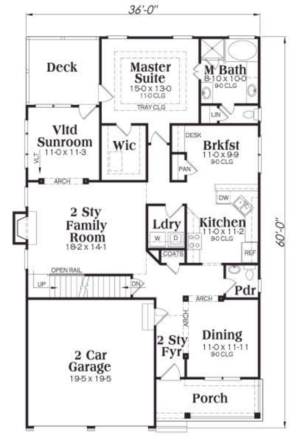 3 ba os planos de casas modernas for Planos de casas de dos plantas y tres dormitorios