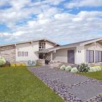 Planos de casa moderna de 4 habitaciones