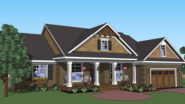Planos de casas rurales fabulous en la mansarda del segundo nivel esta casa rural instala el - Planos de casas rurales ...