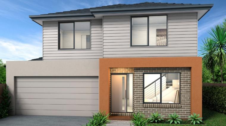 Planos de casas de 2 plantas