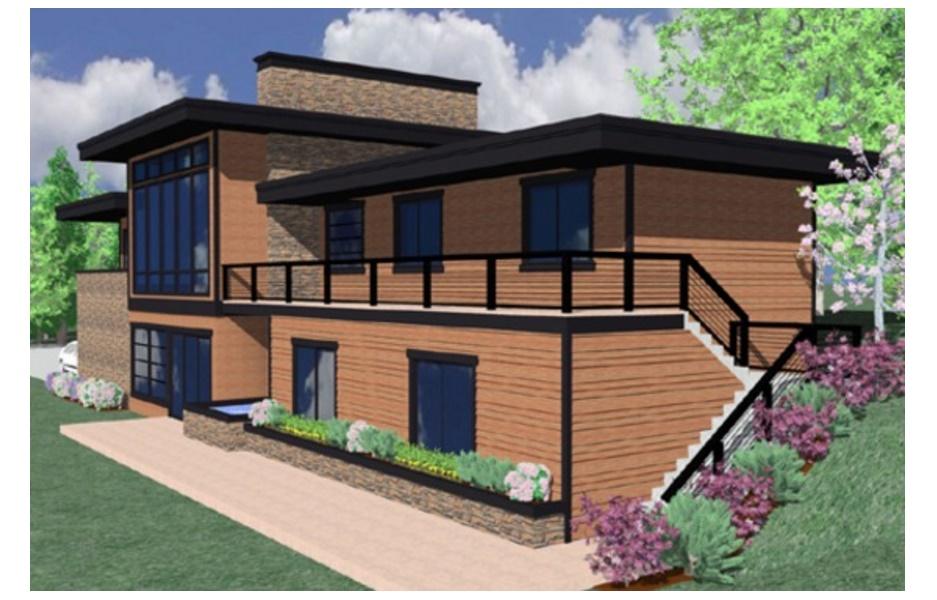 Como construir uma casa moderna casa moderna casa moderna for Construir casas modernas