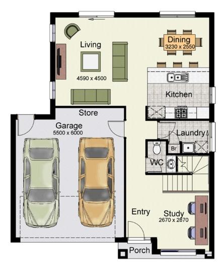 casas de 2 plantas