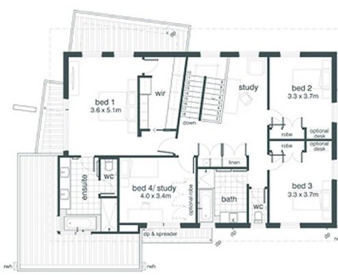 casas de 3 dormitorios