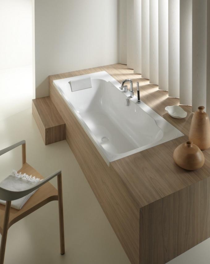 reformar un baño moderno