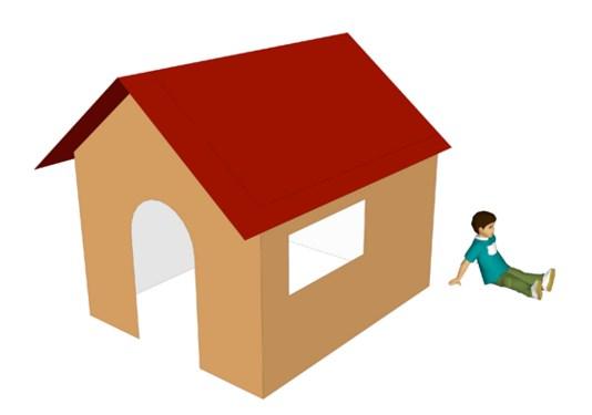 Como hacer una casita de madera para ni os planos planos for Casitas de madera para ninos
