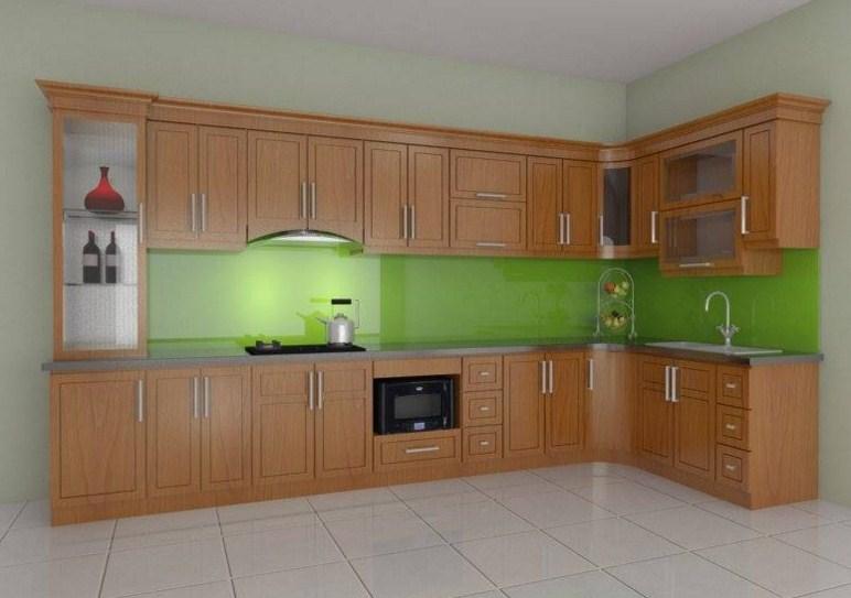 Fotos de muebles de cocina planos de casas modernas - Muebles alacenas para cocina ...