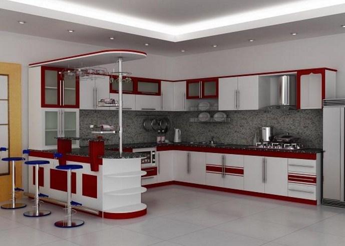 Alacenas para cocinas planos de casas modernas for Ver cocinas modernas